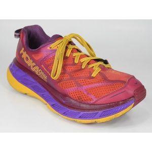 Hoka One One Women's Stinson ATR 4 Purple Shoes